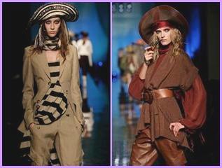Le piratesse di Gaultier  8b3b6e222912