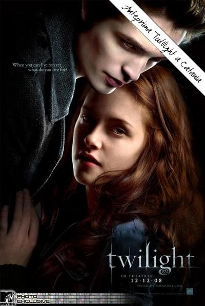 anteprima Twilight